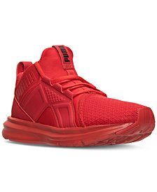 Puma Boys' Enzo Casual Sneakers from Finish Line