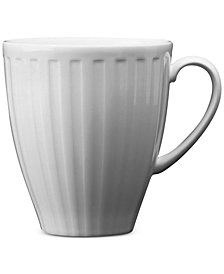 Wedgwood Dinnerware, Night and Day Fluted Mug