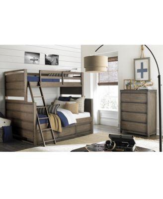 Big Sky Wendy Bellissimo Kids Twin Bed - Furniture - Macy\'s