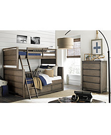 Big Sky Wendy Bellissimo Kids Bunk Bedroom Furniture Collection