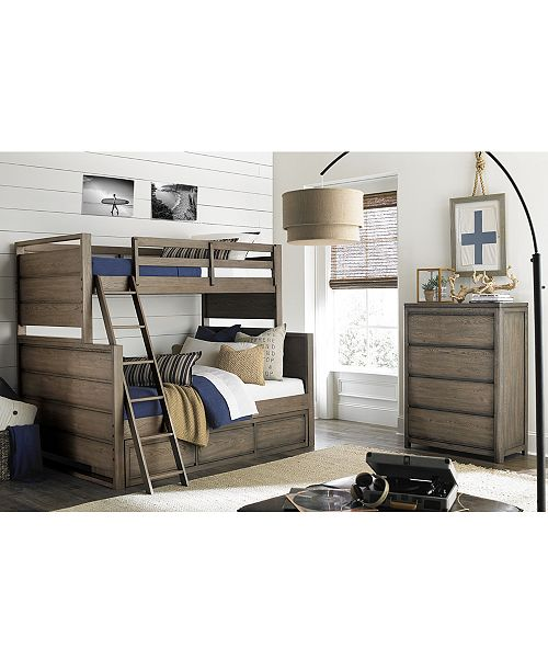 Furniture Big Sky Wendy Bellissimo Kids Bunk Bedroom Furniture Collection