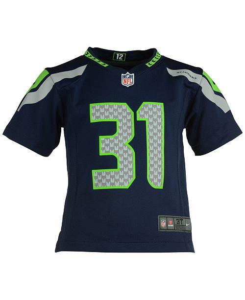 80da5c1a5 Nike Kam Chancellor Seattle Seahawks Game Jersey