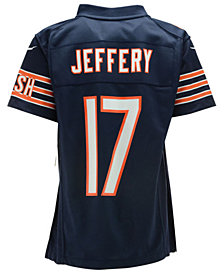 Nike Alshon Jeffery Chicago Bears Game Jersey, Toddler Boys (2T-4T)