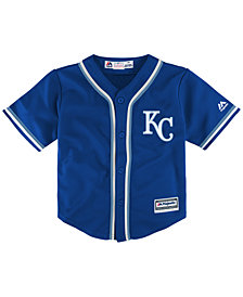 Majestic Kansas City Royals Blank Replica CB Jersey, Baby Boy (12-24 months)