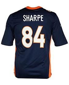 Men's Shannon Sharpe Denver Broncos Retired Game Jersey