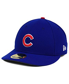 Chicago Cubs Low Profile AC Performance 59FIFTY Cap