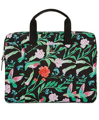 kate spade new york Jardin Large Laptop Case Commuter Bag