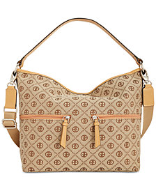 Giani Bernini Annabelle Chain Signature Hobo, Created for Macy's
