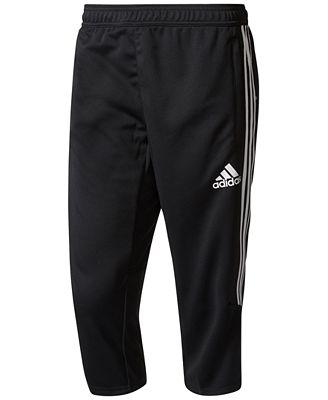 adidas Men's Tiro 17 3/4 ClimaCool® Soccer Pants - Activewear ...