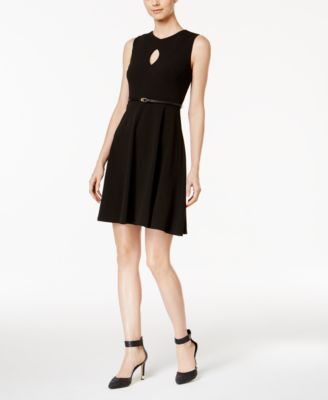 Calvin klein maxi dress petite