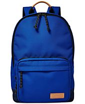 Fossil Men's Canvas Estate Backpack