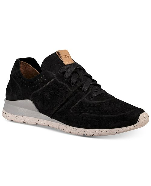 1a8e20f0db0 UGG® Women's Tye Lace-Up Sneakers & Reviews - Athletic Shoes ...