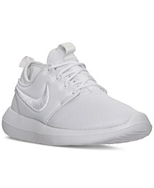 Nike Women's Roshe Two Breeze Casual Sneakers from Finish Line