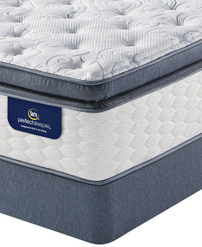 Serta Perfect Sleeper Soothing Haven 15 Cushion Firm Pillowtop Mattress Collection