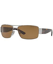 Polo Ralph Lauren Polarized Sunglasses, PH3041