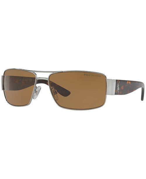 Polo Ralph Lauren Polarized Polarized Sunglasses , PH3041