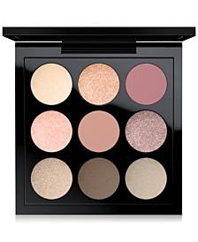 Mac eyes on mac eye shadow palette dusky rose x 9 makeup beauty mac solar glow times nine thecheapjerseys Image collections