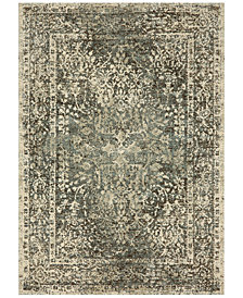 "Karastan Touchstone Virginia Langley Sanctuary Sandstone 5'3"" x 7'10"" Area Rug"