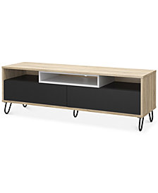 Tinson TV Stand, Quick Ship