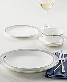 Blakeslee Platinum Dinnerware Collection