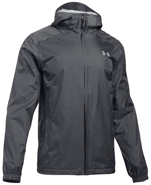 557db4219 Under Armour Men's Bora Storm Waterproof Jacket & Reviews - Coats ...