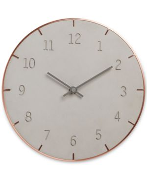 Umbra Piatto Wall Clock