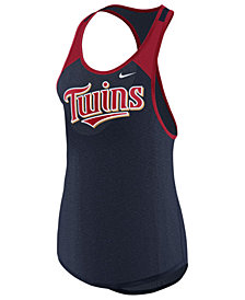 Nike Women's Minnesota Twins Legend Wordmark Tank