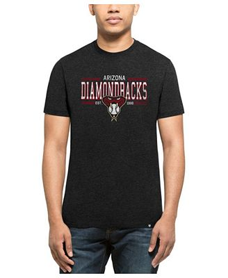 '47 Brand Men's Arizona Diamondbacks Club Lineup T-Shirt