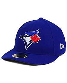 Toronto Blue Jays Low Profile AC Performance 59FIFTY Cap