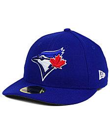 New Era Toronto Blue Jays Low Profile AC Performance 59FIFTY Cap