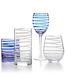 Charlotte Street Glassware Collection