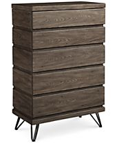 Orion 5 Drawer Chest, Created for Macy's