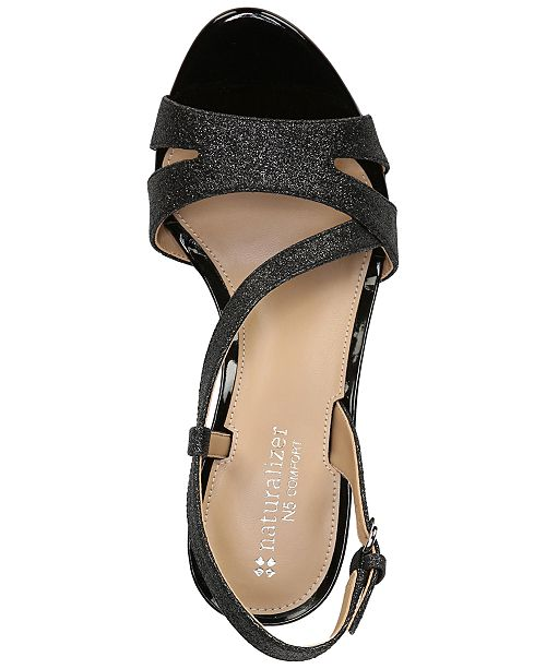 087d581fd9da Naturalizer Harmony Sandals   Reviews - Sandals   Flip Flops - Shoes ...