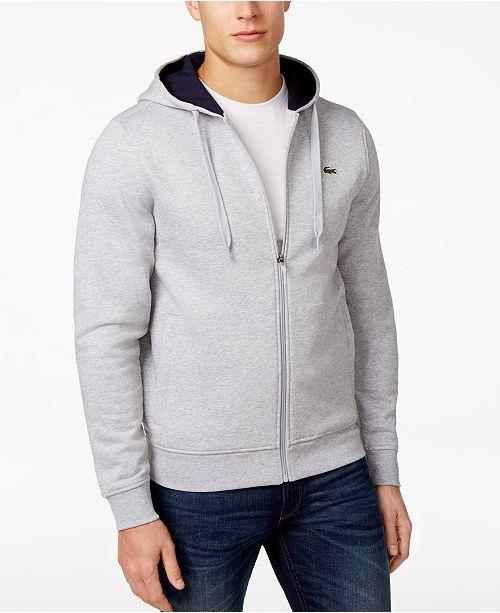 33d0d2cc9169d6 Lacoste Sport Full Zip Hoodie   Reviews - Hoodies   Sweatshirts ...