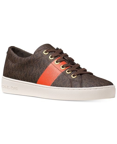 MICHAEL Michael Kors Keaton Lace Up Sneakers RwSxk