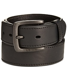 Levi's Men's Beveled-Edge Belt