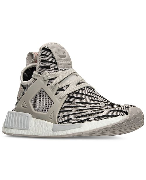 846b285be6c98 adidas Women s NMD XR1 Primeknit Casual Sneakers from Finish Line ...