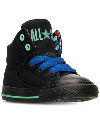 Converse Toddler Boys' Chuck Taylor High Street High Top Casual Sneakers from Finish Line