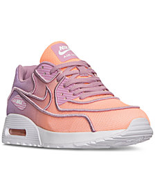 Nike Women's Air Max 90 Ultra 2.0 Breeze Running Sneakers from Finish Line