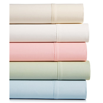 Bleecker 4-Piece 410 Thread Count Pure Cotton Sheet Sets (Queen)