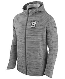 Nike Men's Syracuse Orange Elite Fleece Full-Zip Hoodie