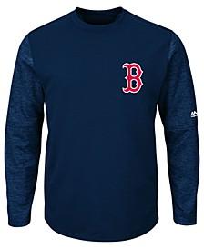 Men's Boston Red Sox AC On-Field Tech Fleece Pullover