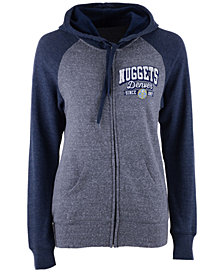 5th & Ocean Women's Denver Nuggets Audible Hooded Sweatshirt