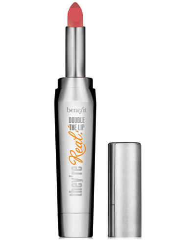Benefit Cosmetics They're Real! Double The Lip Mini