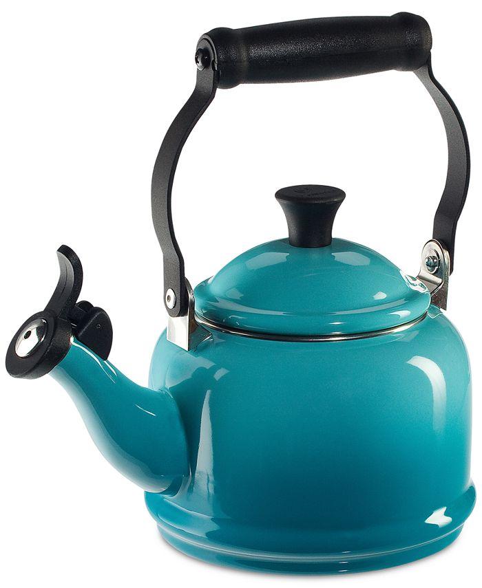 Le Creuset - Tea Kettle, 1.25 Qt. Demi