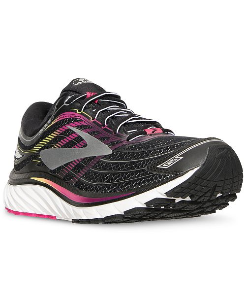 5896faa5d54e9 Brooks Women s Glycerin 15 Running Sneakers from Finish Line ...