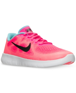 Nike Little Girls Free Run 2 Running Sneakers from Finish Line