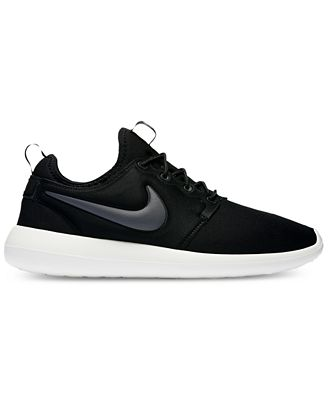 ... nike mens roshe two casual sneakers from finish line