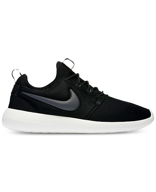 online store e6317 64554 ... Nike Men s Roshe Two Casual Sneakers from Finish ...