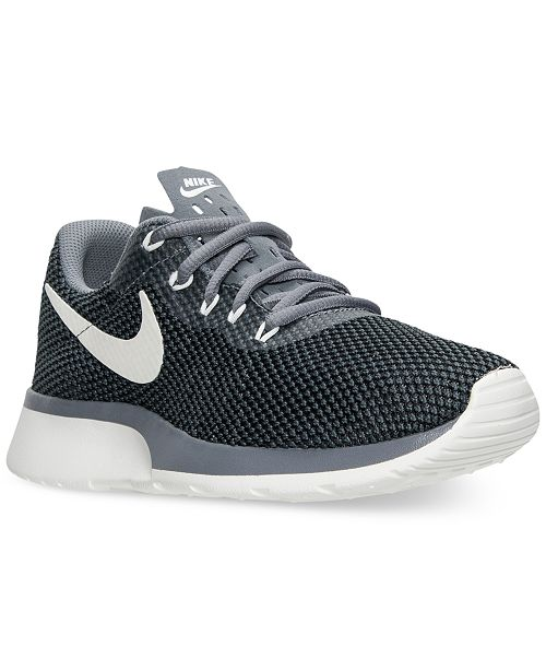 6ddb5b956582d Nike Women's Tanjun Racer Casual Sneakers from Finish Line ...